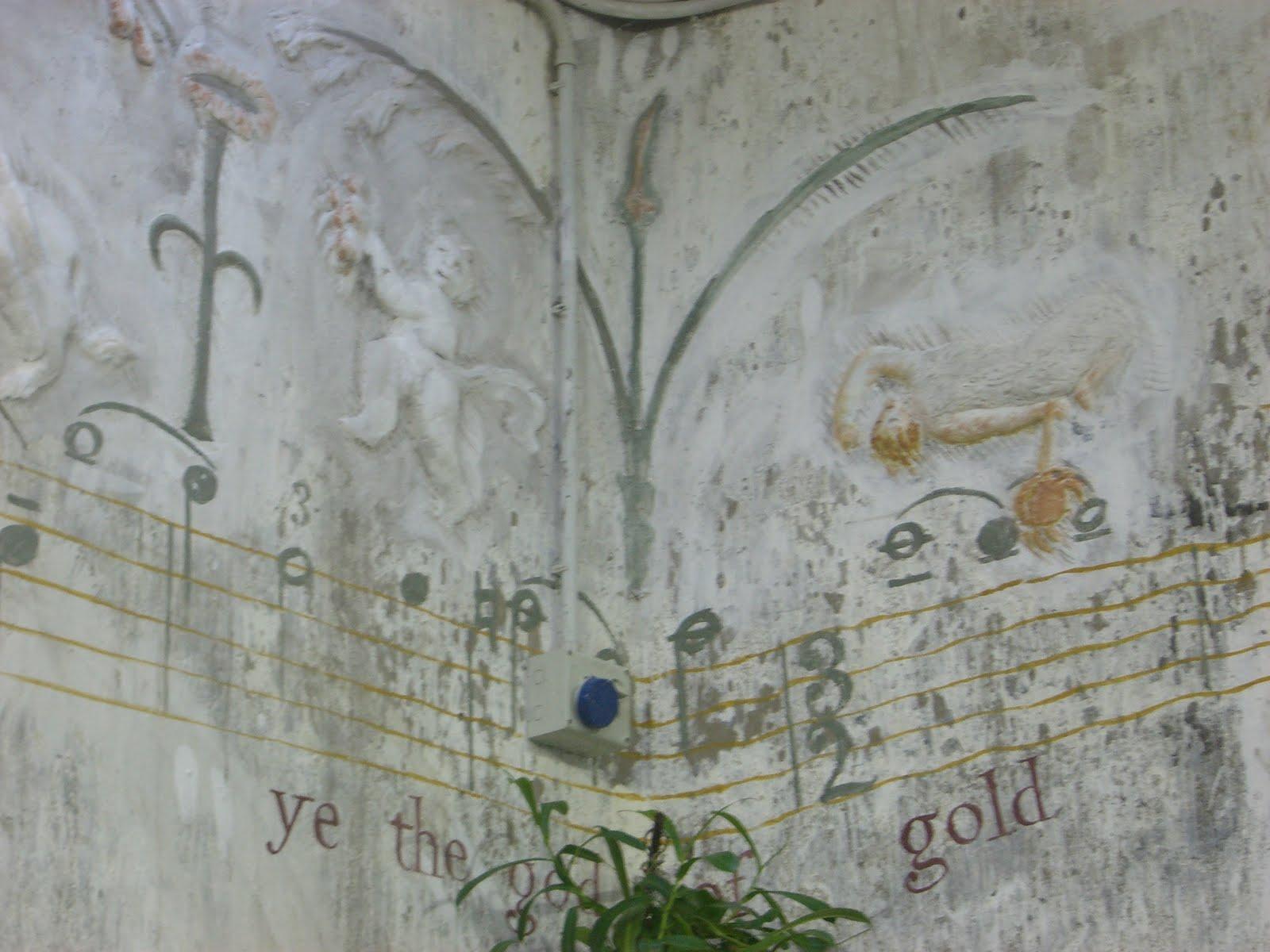 Arte pensieri e altro l 39 incanto di un giardino - Un antica finestra a tre aperture ...