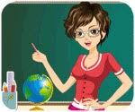 Cô giáo đứng lớp, game ban gai