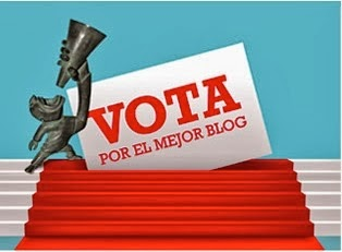 Votar Mejor Blog en Premios 20Blogs