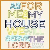 Joshua 24:15b
