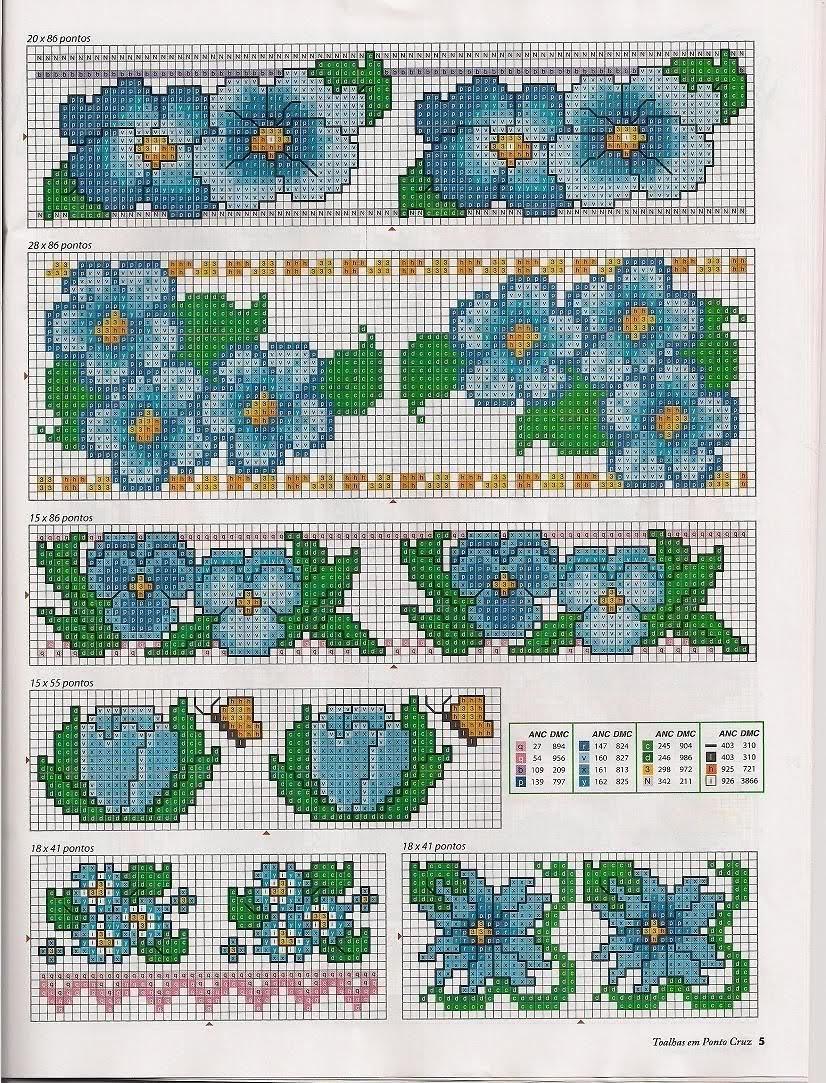 ... gráfico das flores para ampliar e poder salvar e imprimir em tamanho