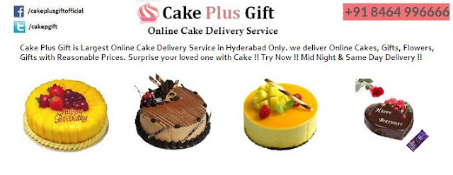 Send Birthday Cakes To Hyderabad It Is Super Easily Without Any Hustle And Bustle Simply Just Give Order From Cakeplusgift Website