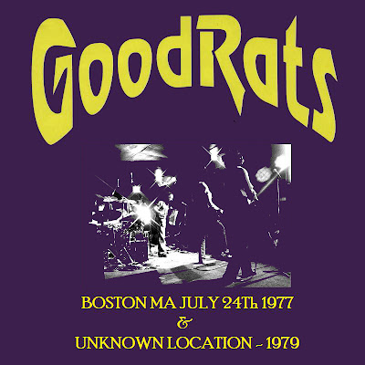 The Good Rats - Live 1977 & 1979 - (Great Us Mix of Hard Rock & Jazz)