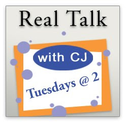 Realt Talk with CJ logo