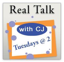 Realt Talk with CJ logo