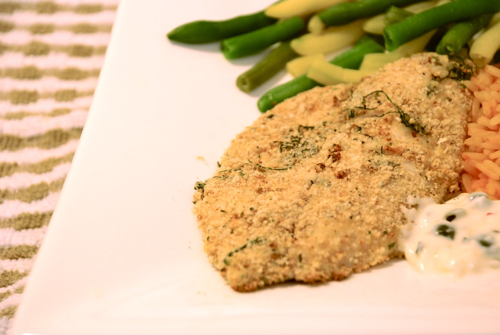 How to bake breaded tilapia fillets in oven for How to bake tilapia fish in the oven