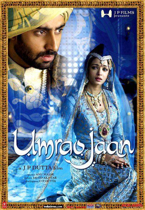 Umrao Jaan 2006 Hindi DVDRip 720p 1.3GB