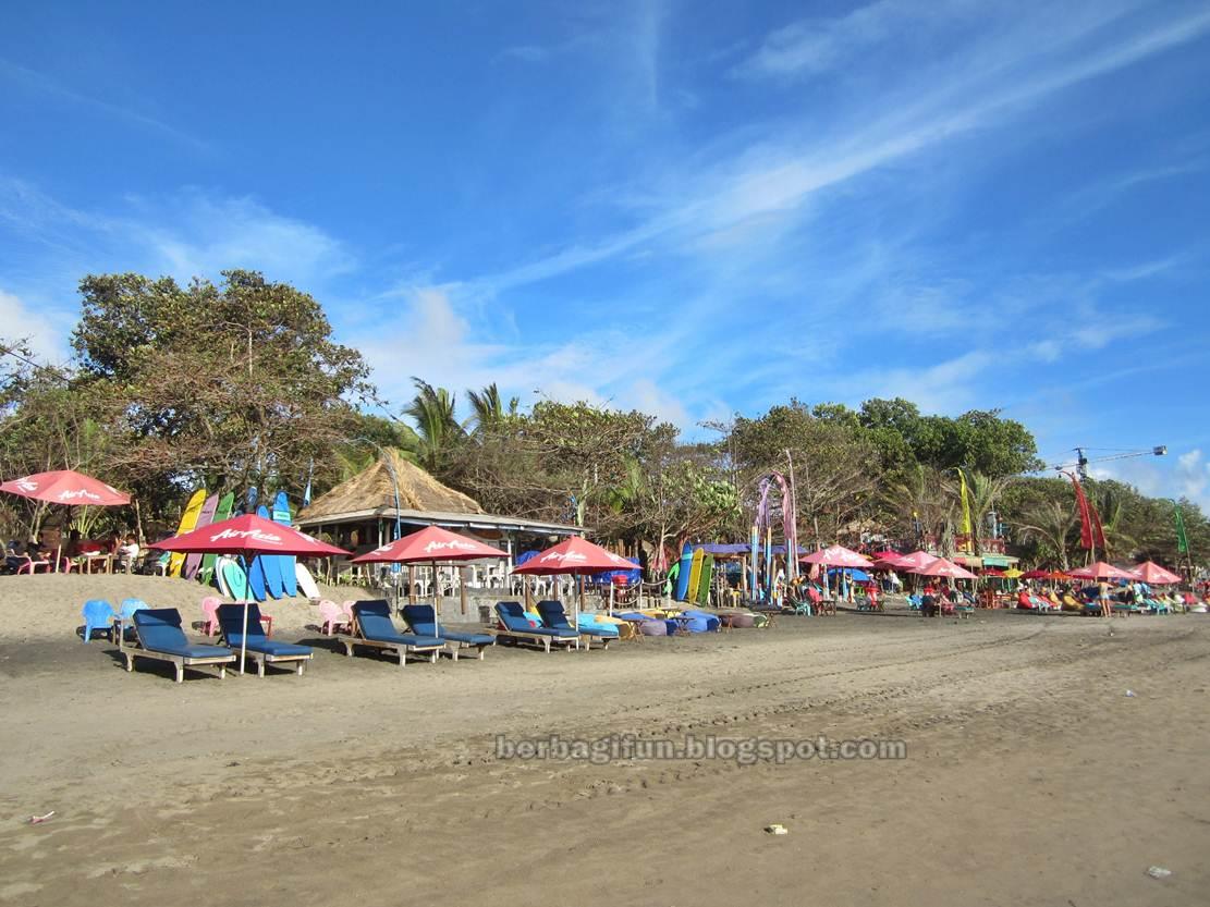 Jalan Jalan Sore Di Pantai Seminyak Bali Jalan Jalan Makan Makan