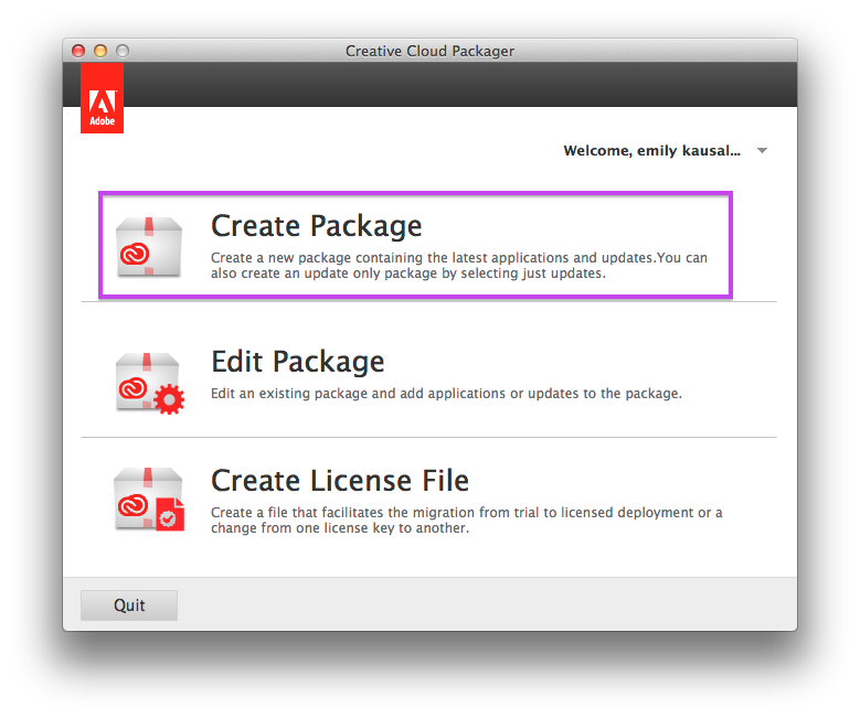Packaging and Deploying Adobe CC Apps with Casper | MOD TITAN