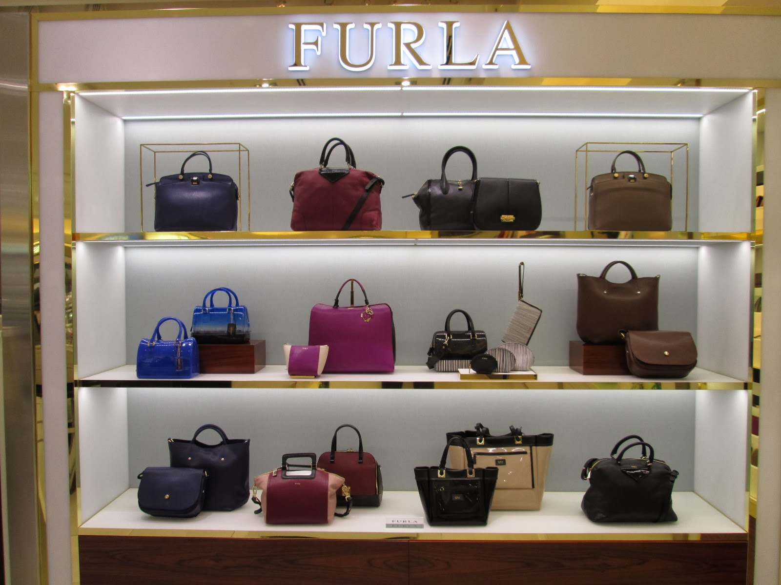 Furla SS14 Collection
