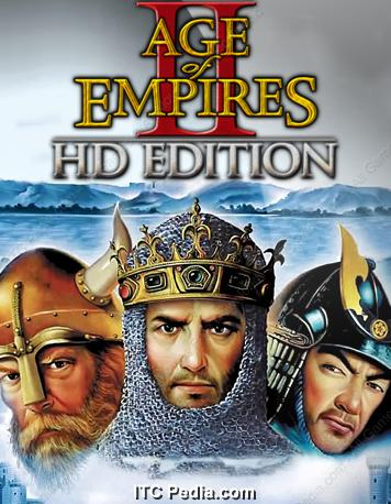 Age of Empires II HD Update v4.5.1742.4476 - RELOADED