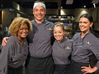 The Kitchen Hosts Food Network Gossip 'the Kitchen' Cohosts Compete On 'chopped