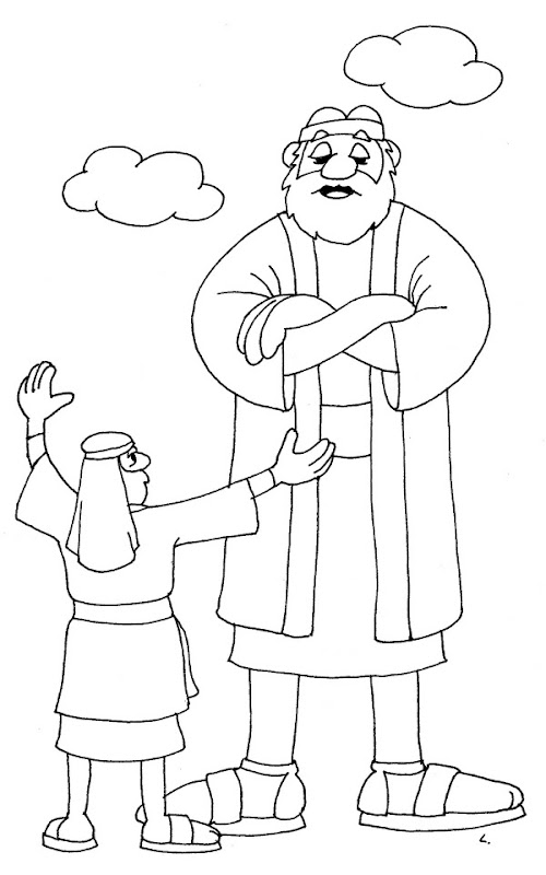 Coloring Pages - Giants in the Bible 1 title=