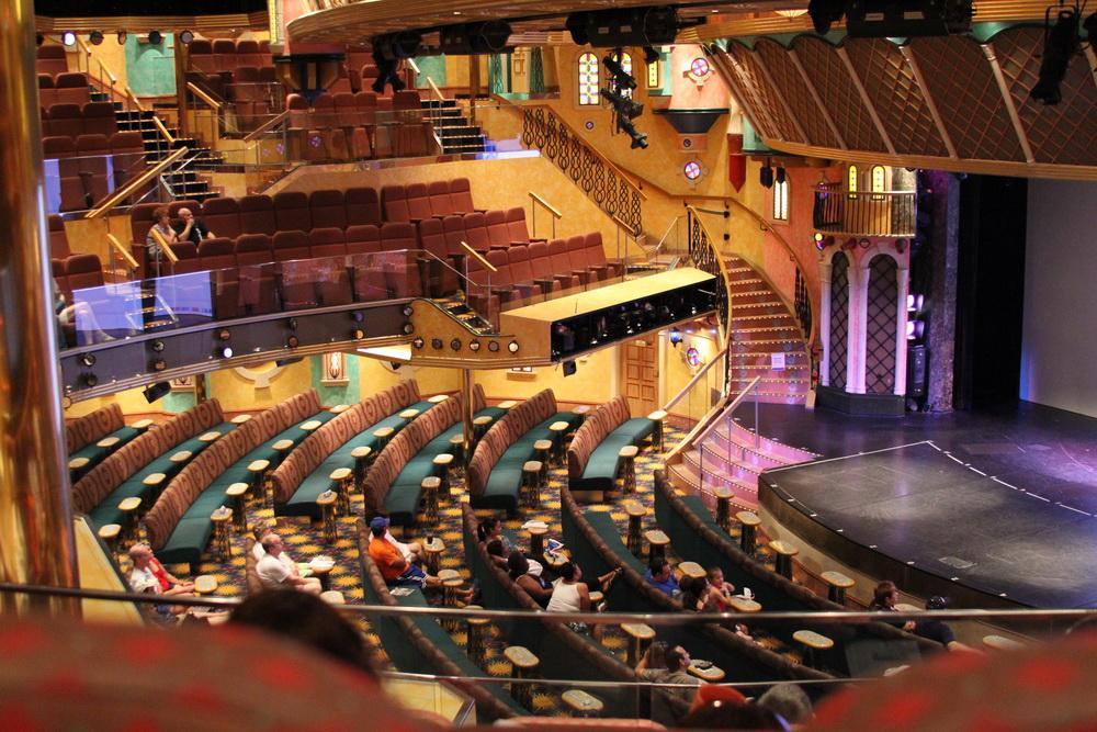 Cruise Ships Tip - Cruise ship facilities and amenities