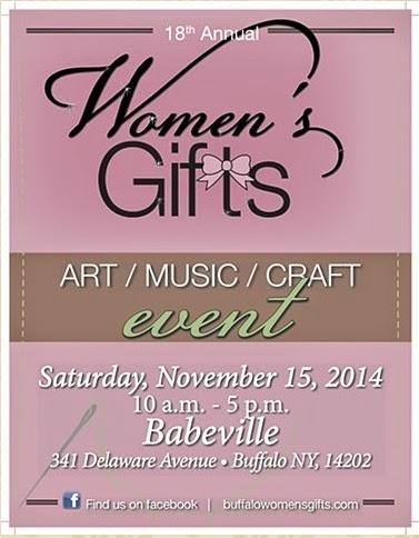 Buffalo Women's Gift Show