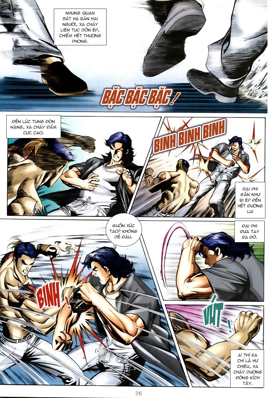 Người Trong Giang Hồ Chap 577 - Truyen.Chap.VN