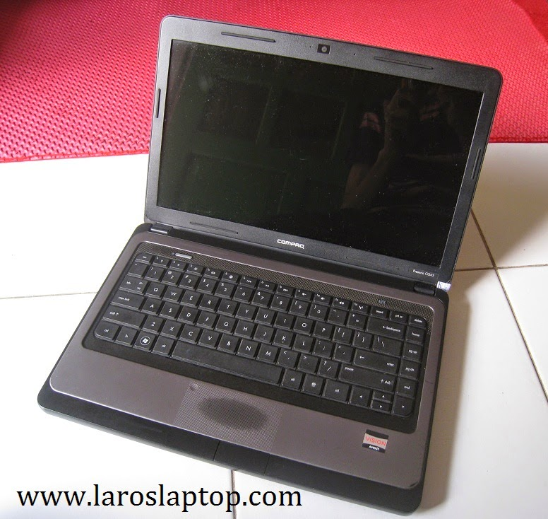 Laptop Second Compaq CQ43