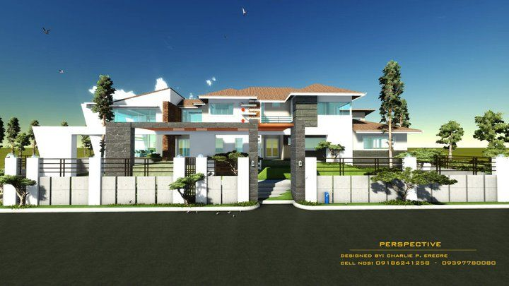 House Designs in the Philippines in Iloilo by Erecre Group Realty ...
