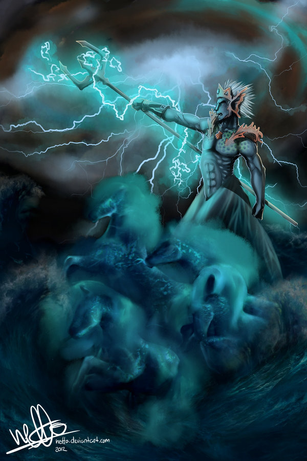 an overview of the poseidon deity The major gods - age of mythology: each of the three culture types have three deity subtypes gods advancement quick overview 'zeus' 'poseidon.