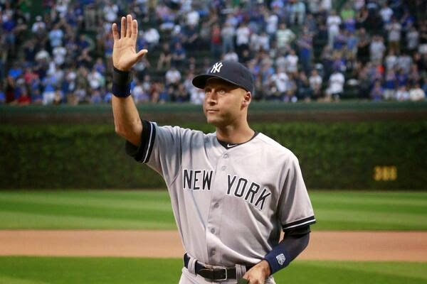 Jeter plans to own baseball team after playing days are over: Report