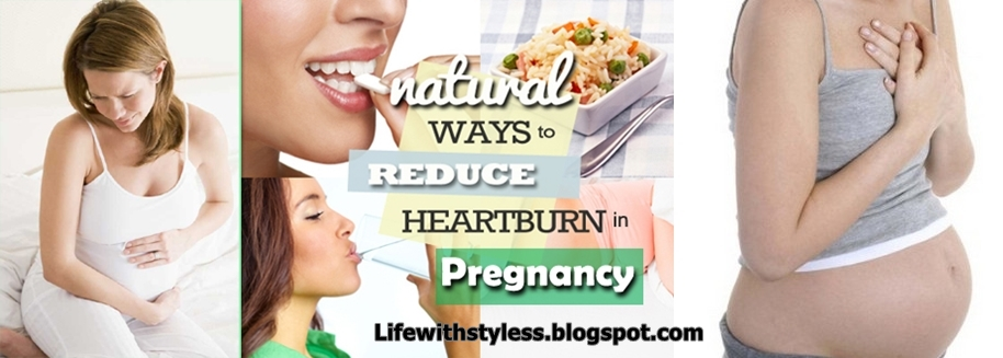 10 Home Remedies To Treat Heartburn During Pregnancy ...