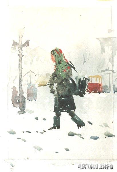 Николай третьяков почтальон