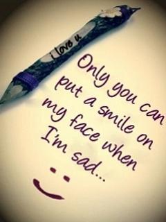 only u .....