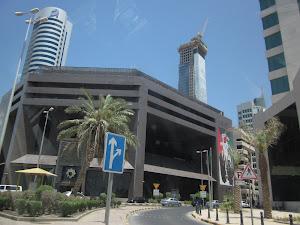 Edificio donde se ubica LA BOLSA en Kuwait
