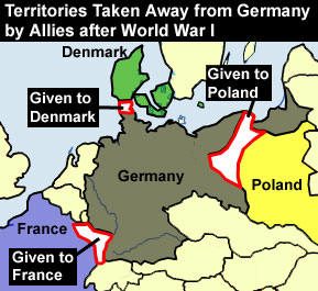 social and political tensions in germany after ww1 Europe prior to world war i: alliances and enemies i prelude to ww1  us on one of our social media  later s1 • e2 germany.