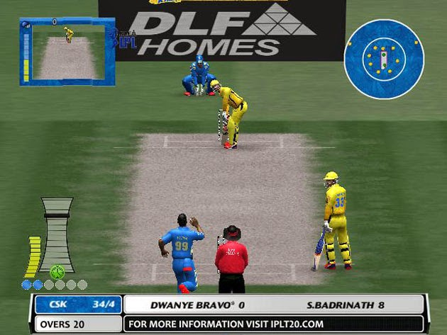 free download games for pc cricket ipl t20 2011