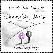 Sheepski Designs Top 3 Winner
