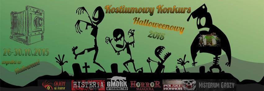 Kostiumowy Konkurs Halloweenowy!