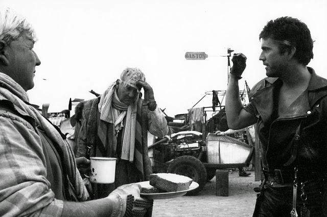 Mad Max detrás de las cámaras