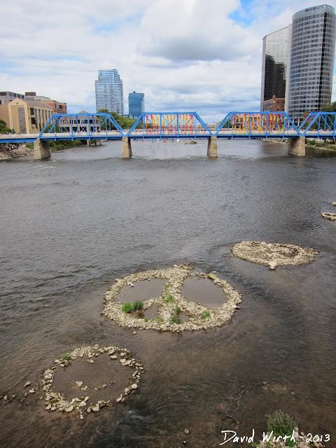 peace river, stone, grand river