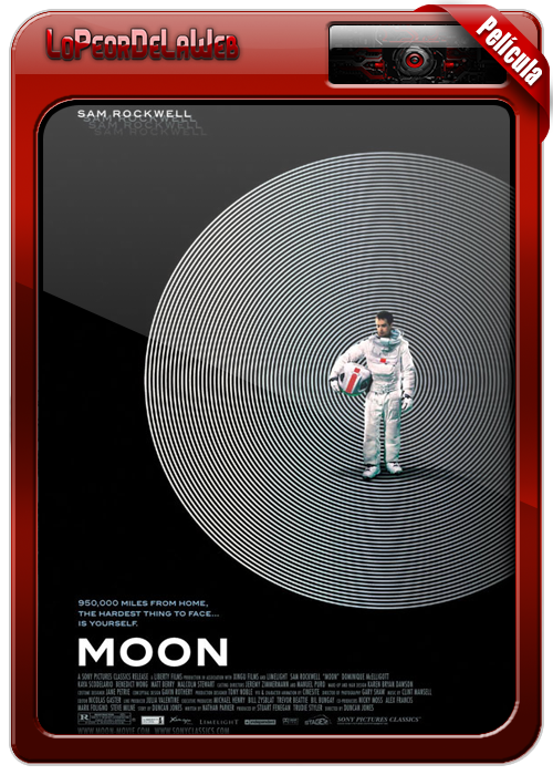 Moon (2009) Sam Rockwell [BrRip-720p-Dual-Mega]