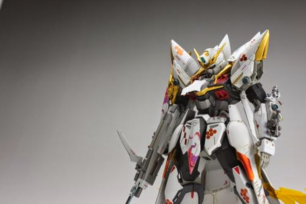 Custom Build  MG 1 100...