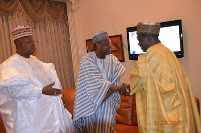 PICS OF Northern states of Nigeria governors meeting