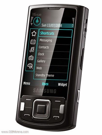 Samsung I8510C INNOV8 Firmwares