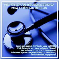 Preparação Ciências Médicas de MG