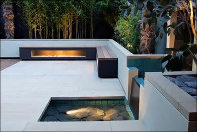 Desain Taman Rumah Minimalis dan Contohnya