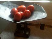 Durante la elaboración de mermelada de jitomate