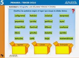 http://multiblog.educacion.navarra.es/jmoranch/recursoteca/contenidos/lengua-y-literatura/ortografia/silaba-tonica-y-atona/