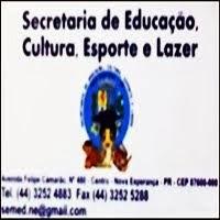 Secretária de Educação, Cultura, Esporte & Lazer