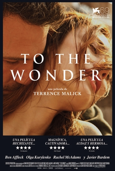 Ver To the Wonder (2013) Online Latino pelicula online