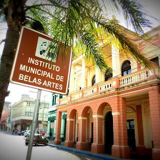 Instituto Municipal de Belas Artes, Bagé