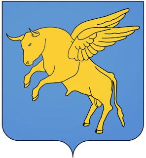 Souvent Héraldie: Le taureau en héraldique RV62