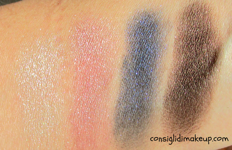 swatch color infaillible l'oreal paris