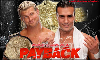 MATCH CARD: Payback 2013 » Dolph Ziggler vs. Alberto Del Rio (World Heavyweight Championship)