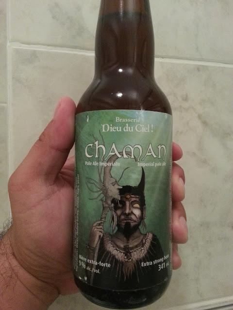 бутылка Dieu du Ciel Chaman
