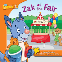 Zak at the Fair